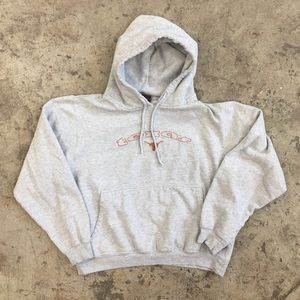 VINTAGE 90s UNIVERSITY OF TEXAS HOODIE